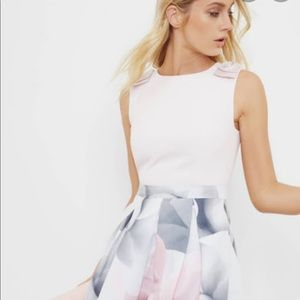 Ted Baker dress (Easter/wedding) with bow accent-4